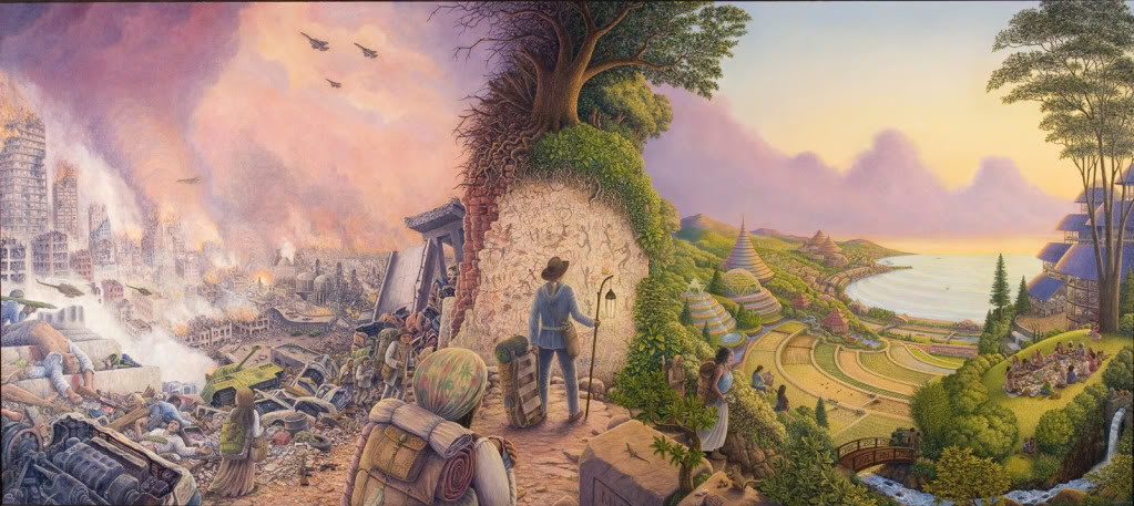 Mark Henson New World